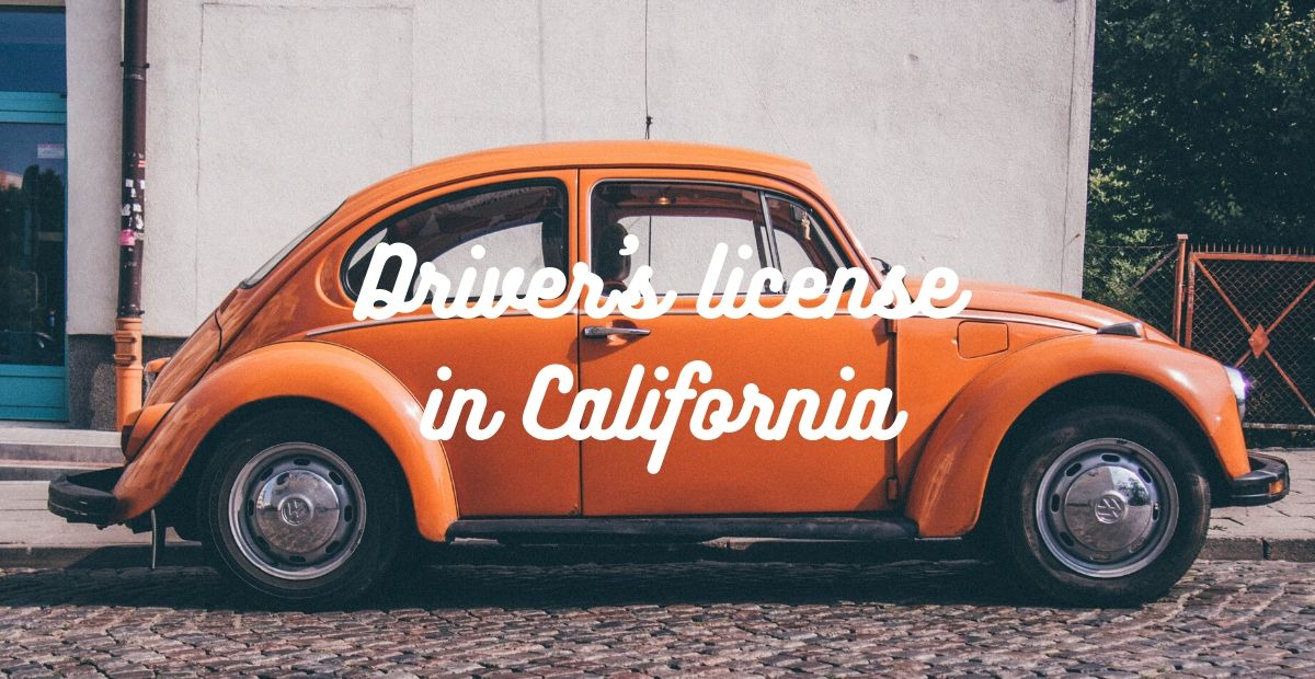 Driver License in California